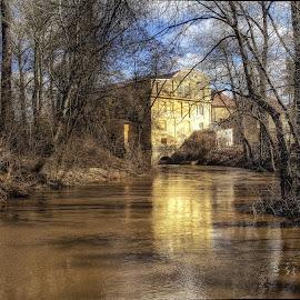 the mill by Jana Vondráčková - City,  Street & Park  City Parks