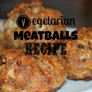 Vegetarian Nut Meatballs Recipes