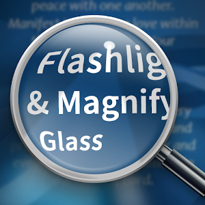 Magnifying Glass Flashlight Online PC (Windows / MAC)