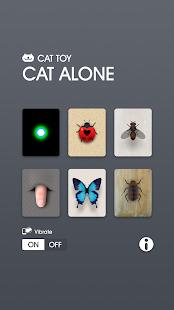 CAT ALONE - Cat Toy Screenshot