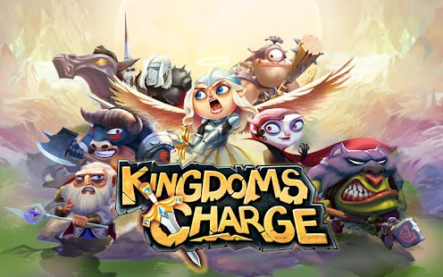 Kingdoms Charge - screenshot