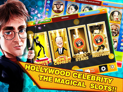 Hollywood Celebrities Slots - screenshot