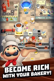 Idle Cooking Tycoon - Tap Chef