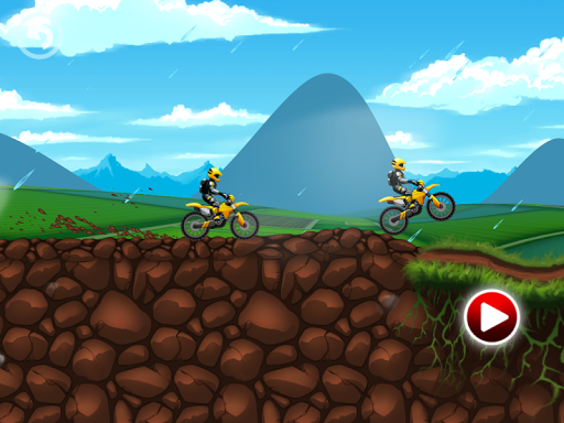 Fun Kid Racing - Motocross - screenshot