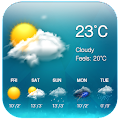 Download Weather & Clock Widget Free APK for Laptop