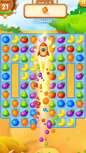 Tap Fruits For PC