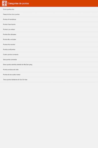 Un Manual de Acupuntura - screenshot