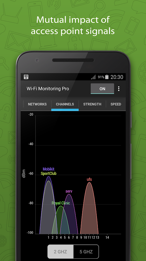 WiFi Monitor Pro Screenshot 2