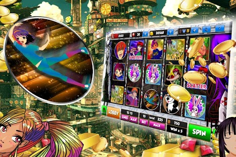 Manga Slot Game - screenshot