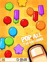 Screenshot of Balloon Party - Birthday Game