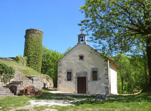 photo de Chapelle de l'Aubépin