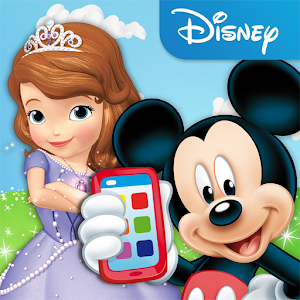 Cover art Disney Junior Magic Phone