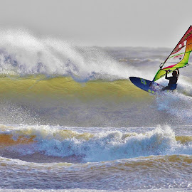 Wind surfing by Deleted Deleted - Sports & Fitness Other Sports