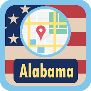 USA Alabama Maps - screenshot