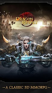 Dragon Revolt - Classic MMORPG for pc