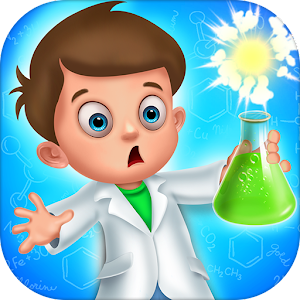 Science Experiments in School Lab - Learn with Fun For PC (Windows & MAC)
