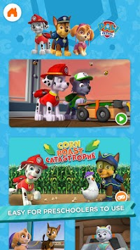 Nick Jr. - Shows & Games APK screenshot thumbnail 2