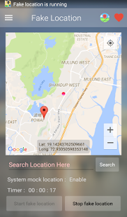 Fake Location PRO (Mock GPS) - screenshot