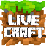 Live Craft : Crafting and survival 3D Icon