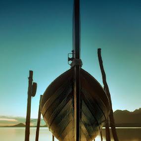 break by Assoka Andrya - Transportation Boats