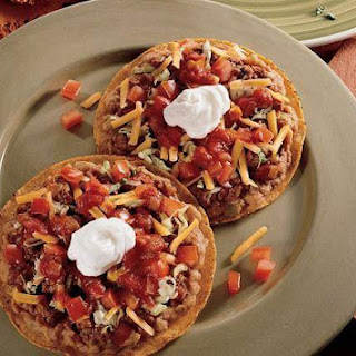 Ground Beef Tostadas Recipes