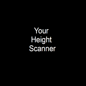 Height Scanner Prank