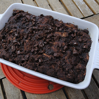 Chocolate Bread Pudding Healthy Recipes