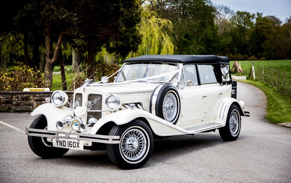 Chester Vintage Wedding Cars