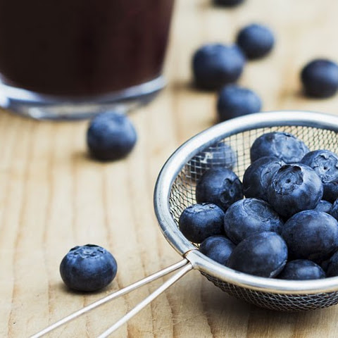 Chocolate Blueberry Diet Smoothie Recipes that Tastes Great