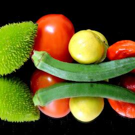 Mix veg by SANGEETA MENA  - Food & Drink Ingredients