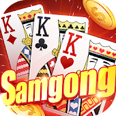 Samgong Indonesia - Classic Poker Card