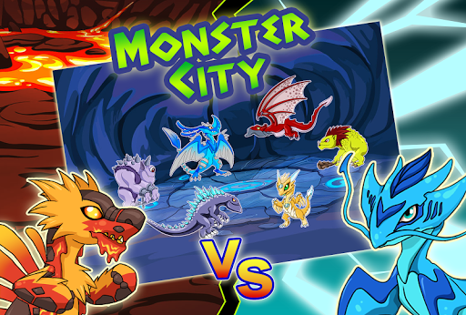Monster City - screenshot