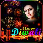 Happy Diwali Greetings: Wishes, photo frames, Gifs Icon