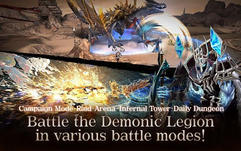 Download Android Game Devilian for Samsung