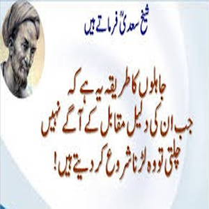 Download hikayat e Sheikh Saadi urdu For PC Windows and Mac