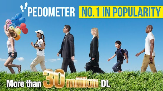 Pedometer - Step Counter for pc