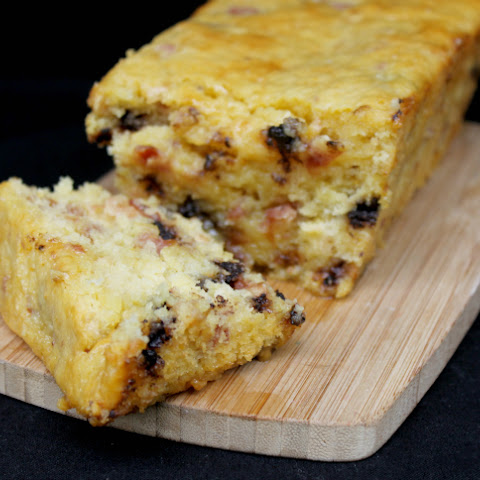 Chocolate Chip Cranberry Orange Hazelnut Bread
