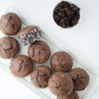 Raisin Chocolate Muffins Recipes
