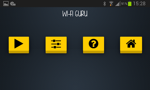 Wifi Guru - screenshot