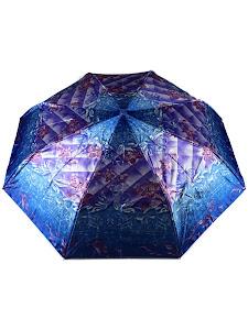 """Зонт """"Компакт L"""", 110см, синий, темно-синий"""