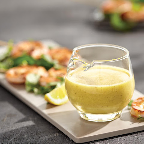 Lemon Dijon Sauce