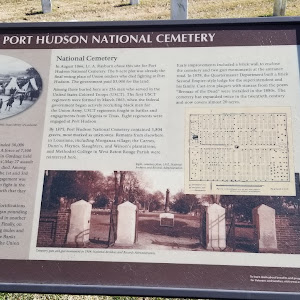 Fall of Port Hudson In May 1863, Union Gen. Nathaniel Banks landed 30,000 soldiers at Bayou Sara north of Port Hudson. A force of 7,500 men commanded by Confederate Gen. Franklin Gardner held the ...