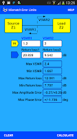 Screenshot of RF & Microwave Toolbox lite