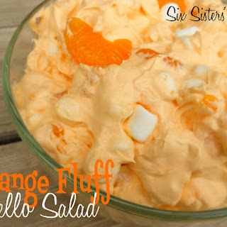 Orange Jello Marshmallow Salad Recipes