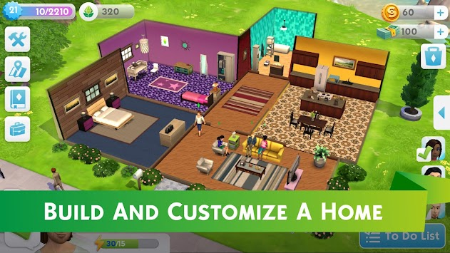 The Sims™ Mobile APK screenshot thumbnail 2