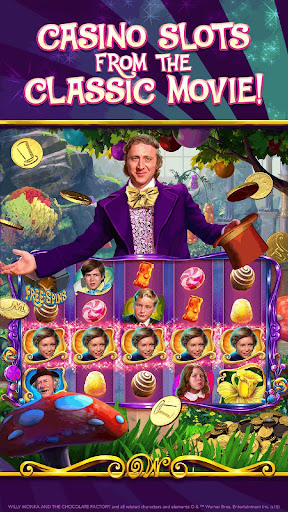 Willy Wonka Slots Free Casino screenshot 3