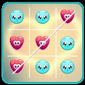 Game Heart Emoji - Tic Tac Toe APK for Windows Phone