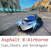 Asphalt 8 tips and cheats APK Descargar