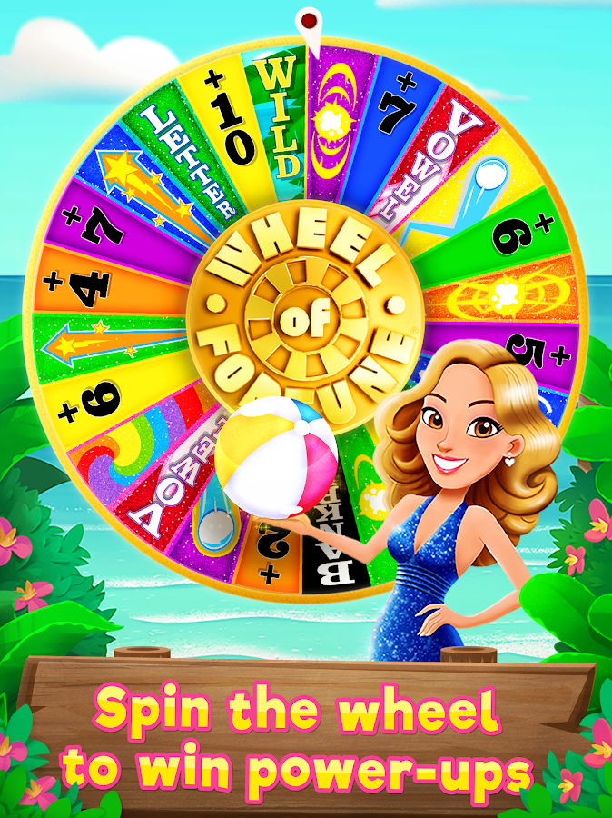 Wheel of Fortune PUZZLE POP Screenshot 5