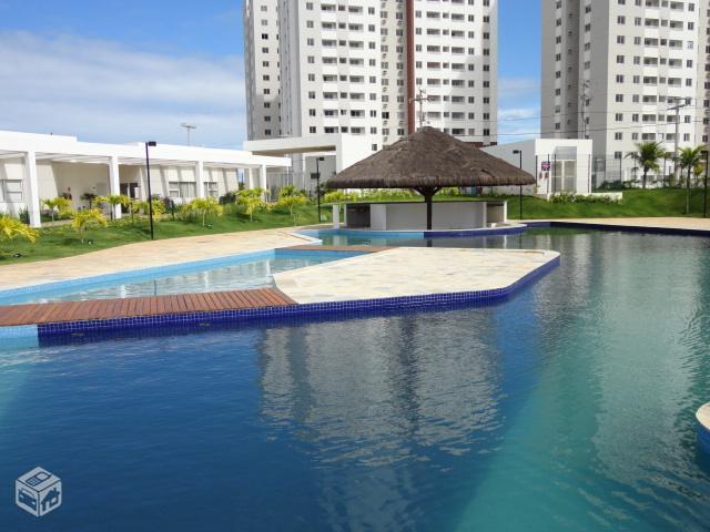 Apartamento  residencial à venda, Piatã, Salvador.